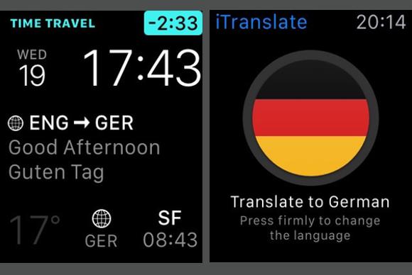 watchos 2 itranslate