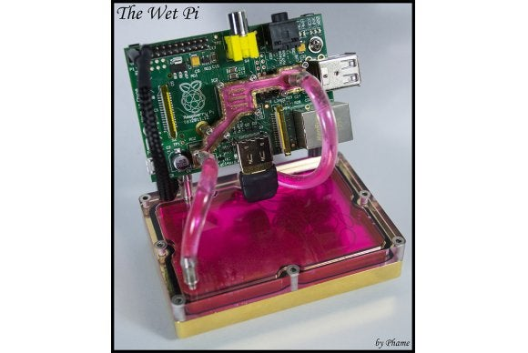 wet pi