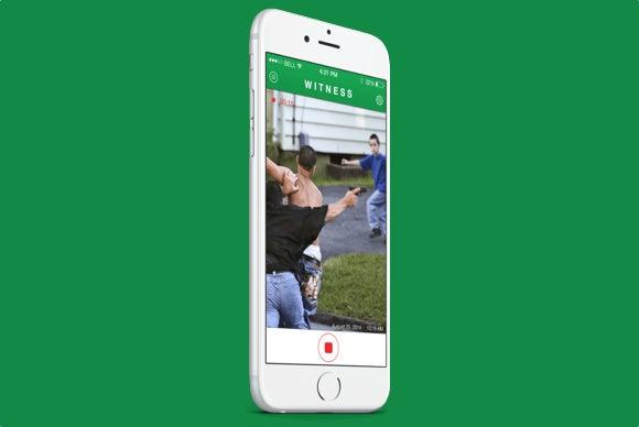 witness ios app