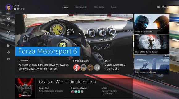 Xbox One Preview's most vocal users will get a chance to test Windows 10 for Xbox