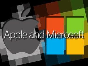 01 apple and microsoft