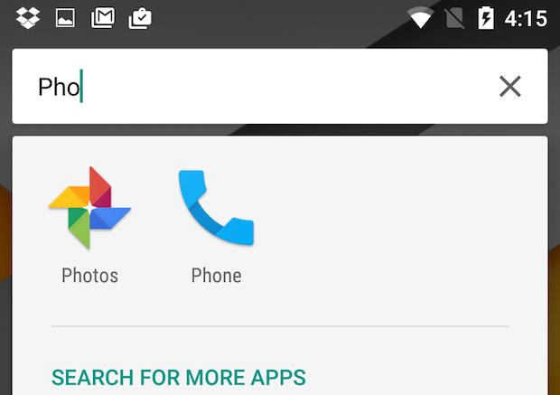 09 app search