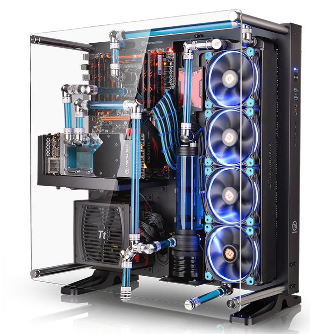 Must See Pc Feast Your Eyes On Thermaltake S Core P5 Open