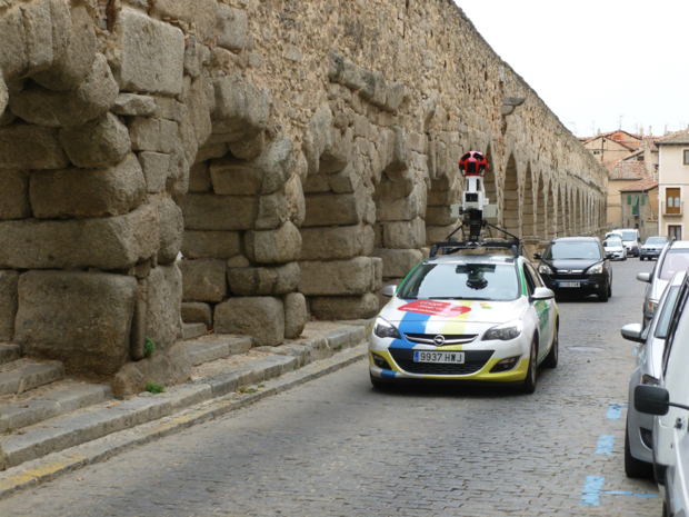 101915 google street view car spain