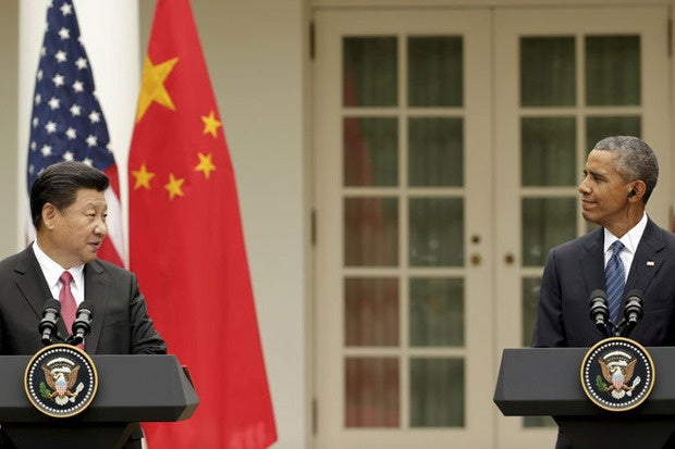 China reportedly tries to hack U.S. businesses the day after agreeing not to