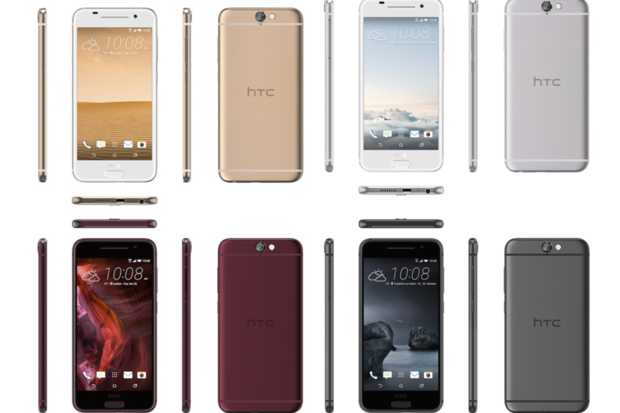 HTC One A9 specs event announcement Android 6.0 Marshmallow