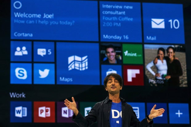 Microsoft Windows Phone Joe Belfiore takes sabbatical sailing