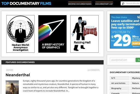 TopDocumentary.com