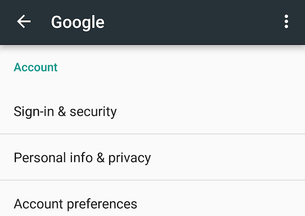 14 google settings