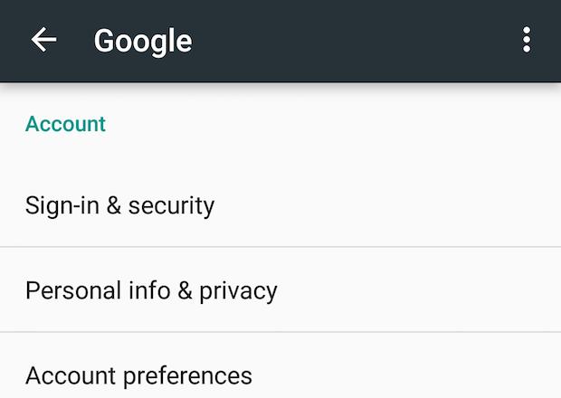 14 google settings