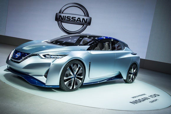 Nissan IDS concept at Tokyo Motor Show