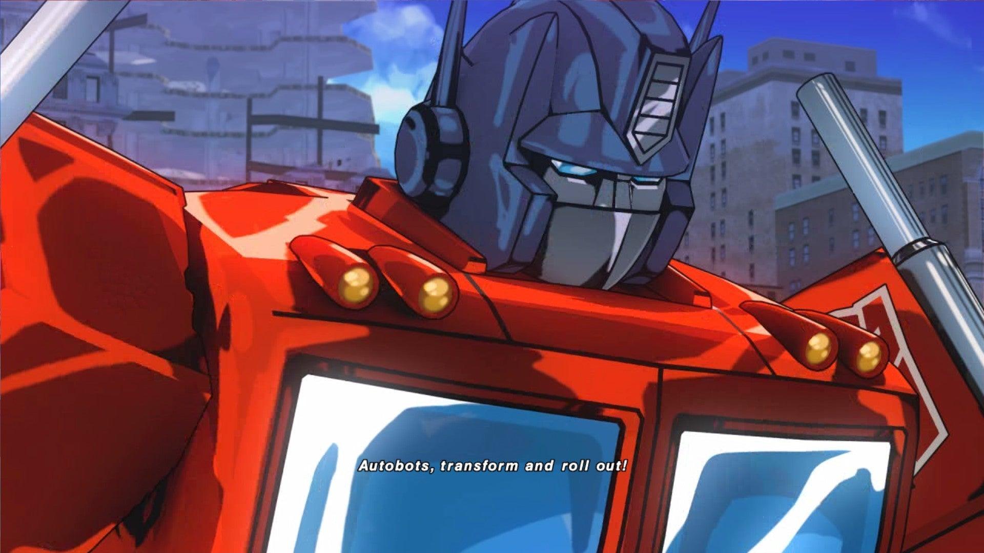 The Transformer - 90s Cartoons