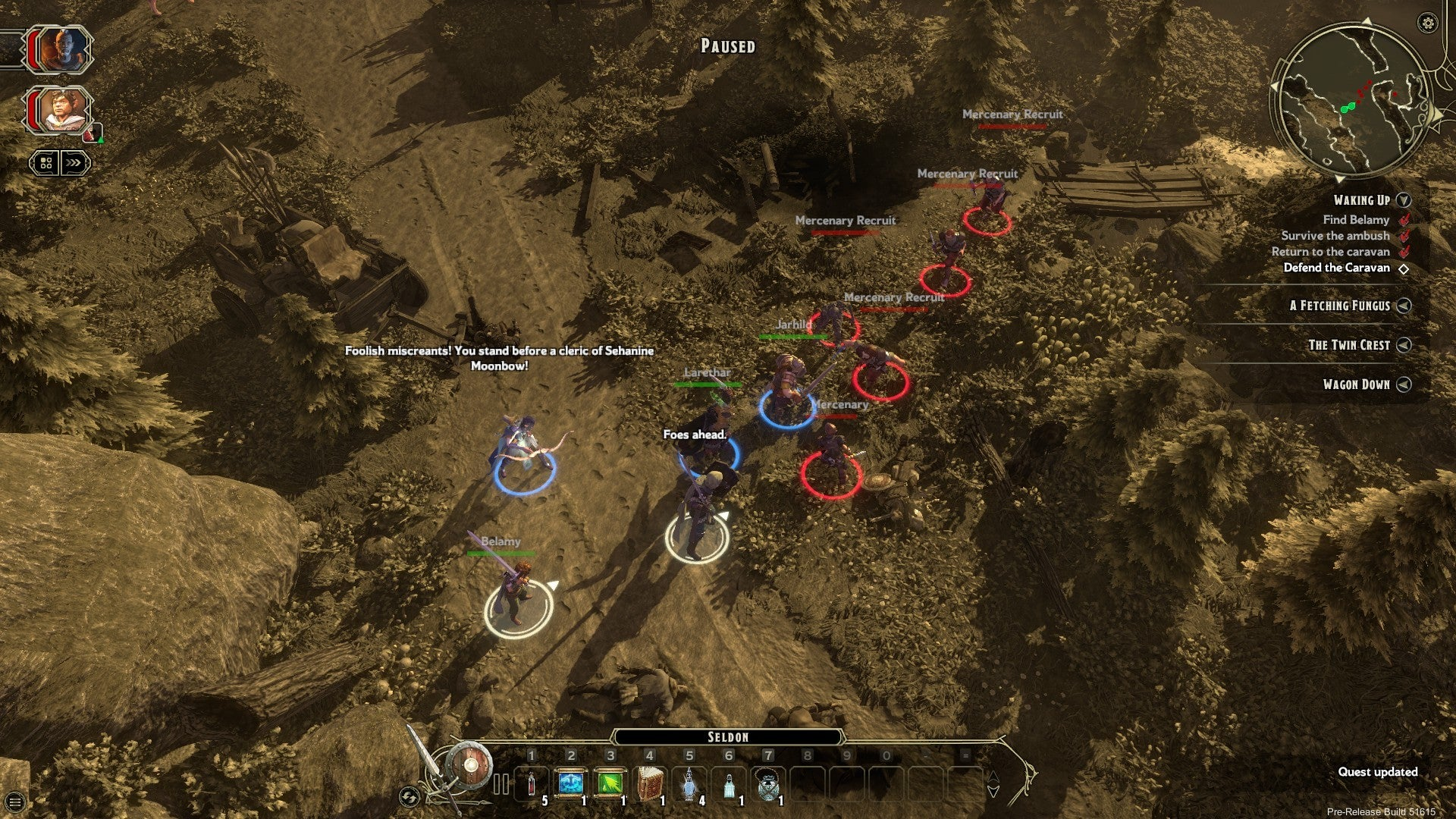 sword coast legends review impressions dungeons dragons dungeon