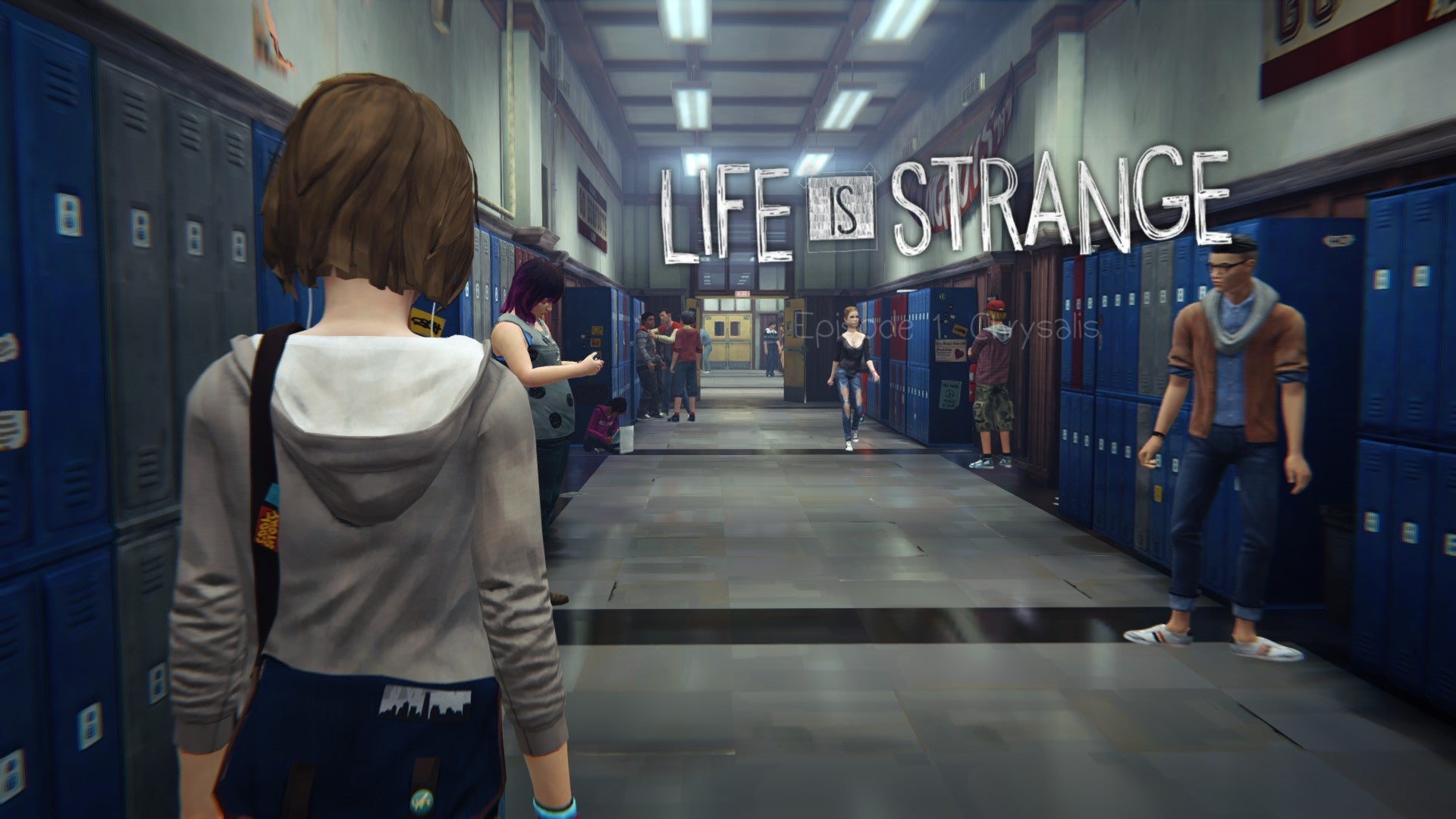 Life is Strange review: Time-traveling teenage-girl-simulator is one