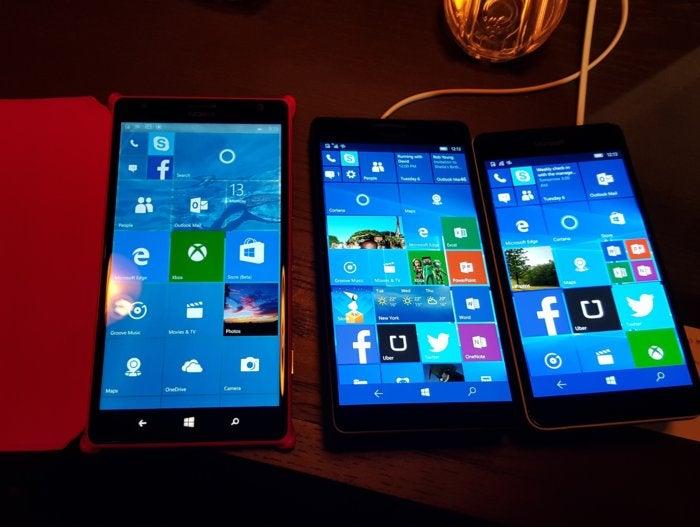 Lumia 1520 Lumia 950XL Lumia 950