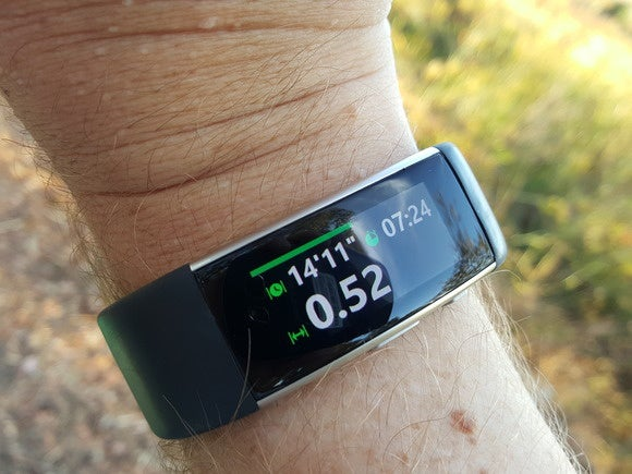 Microsoft Band 2 fitness