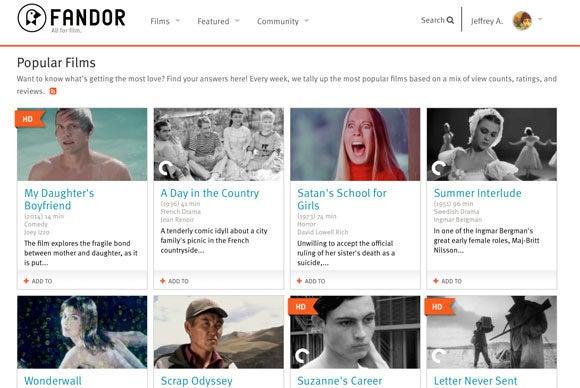 Fandor.com