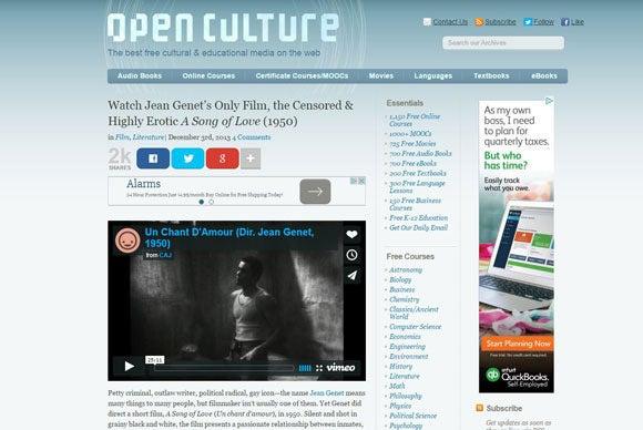 OpenCulture.com