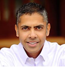 Veresh Sita, CIO of Alaska Airlines