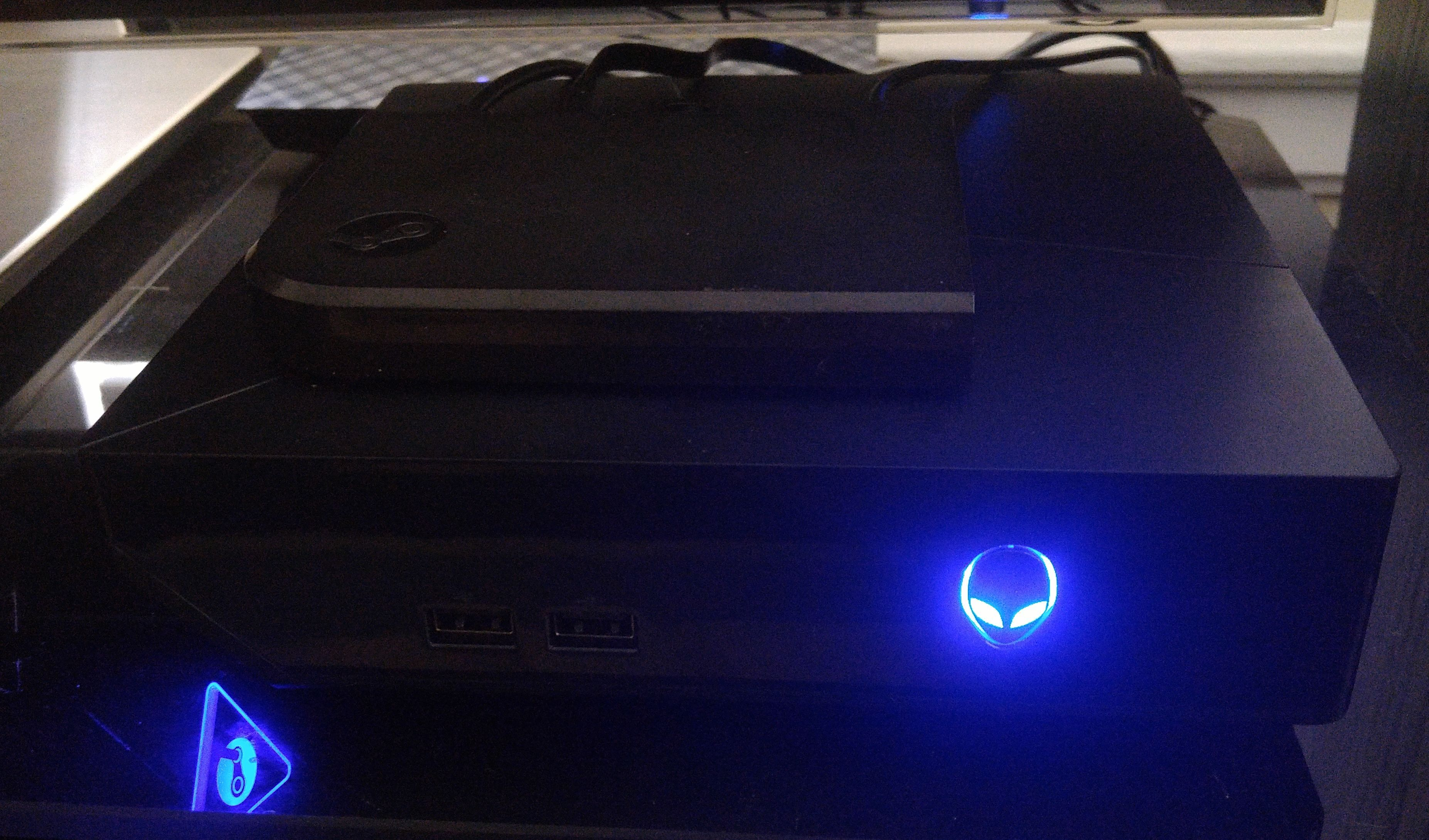 the alienware steam machine