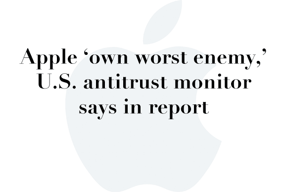 apple antitrust
