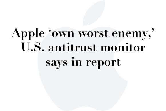 apple antitrust