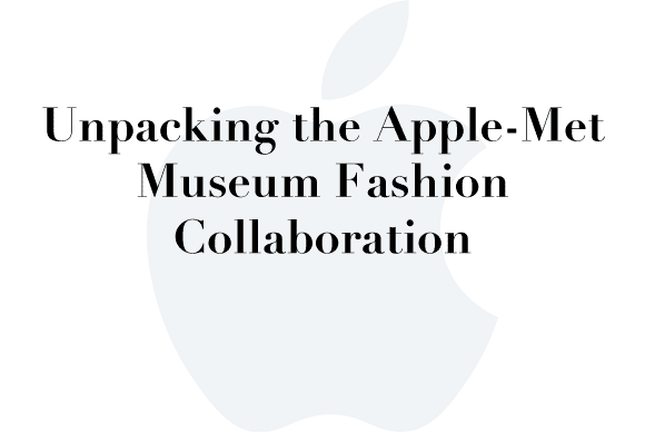apple met fashion