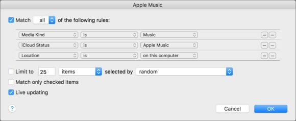 apple music local