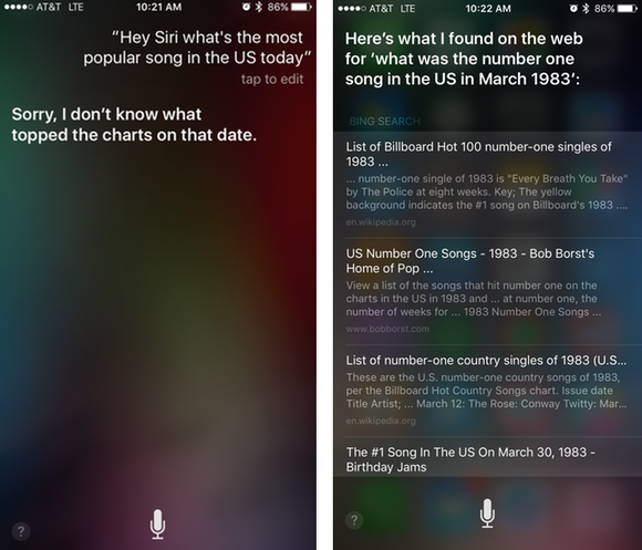 apple music siri answers