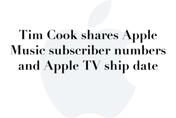apple music tv ship