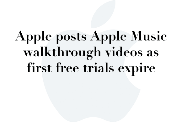 apple music walkthrough