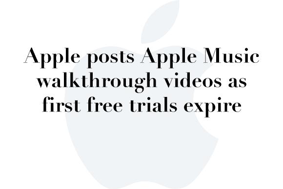 apple music walkthrough