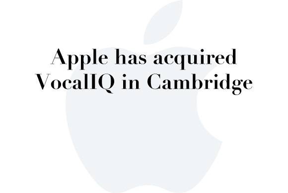 apple vocal iq