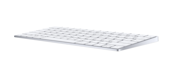 apple keyboard 2 low