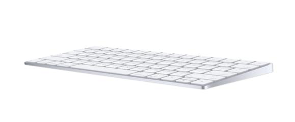 apple keyboard 2 low