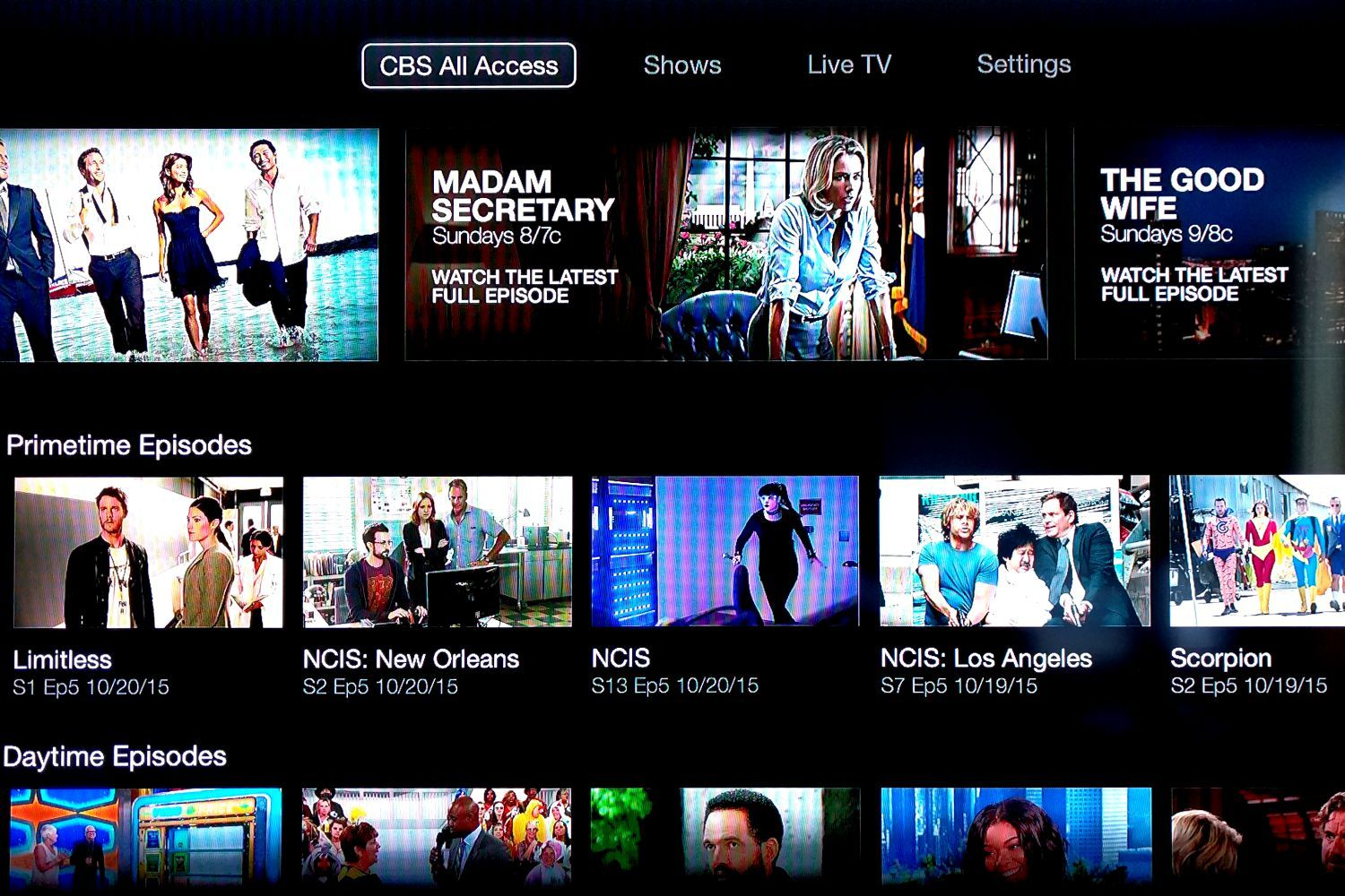 NBC and CBS All Access arrive on Apple TV (yes, the old one