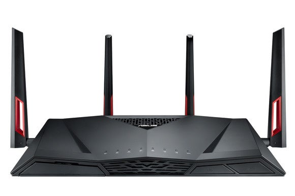 Asus RT-AC88U front