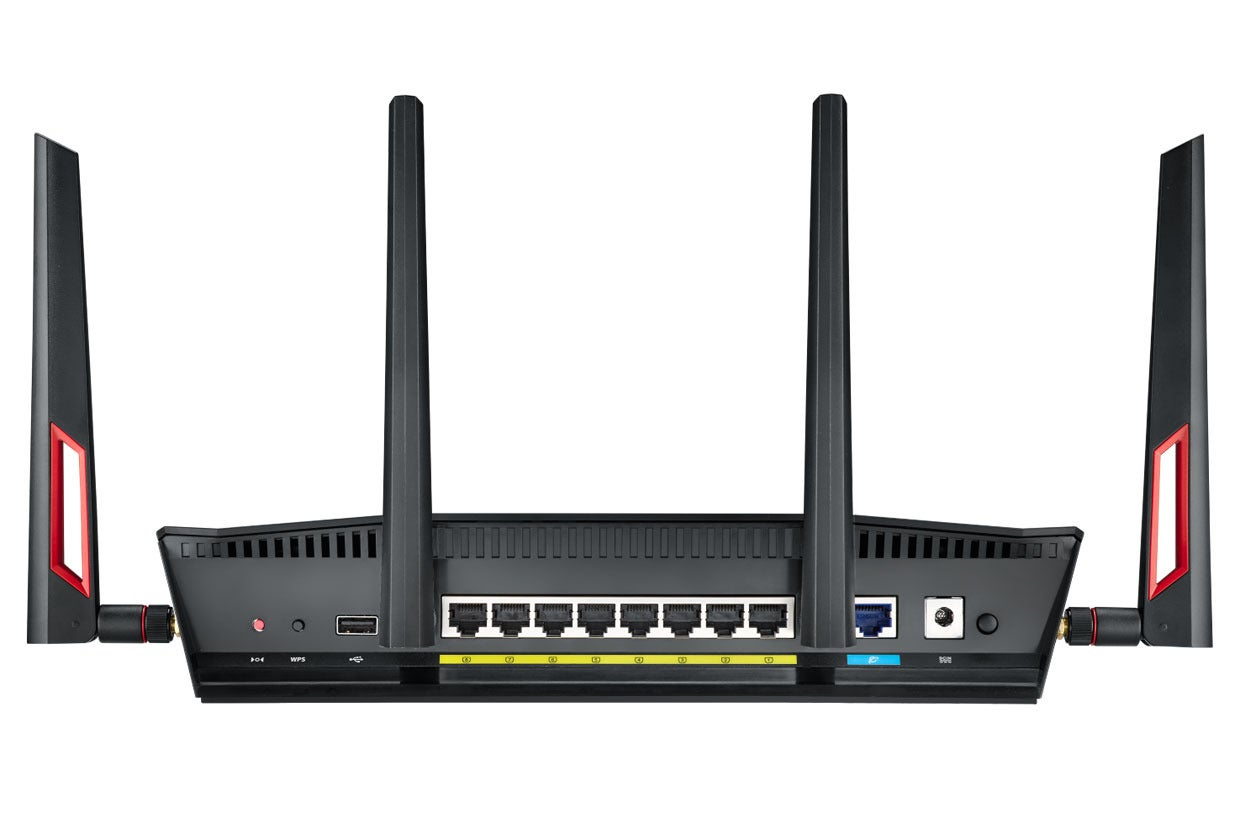 Asus unveils the RT-AC88U router with an 8-port gigabit switch   PCWorld