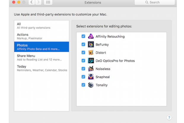 Apple, OS X, OS X El Capitan, Mac apps