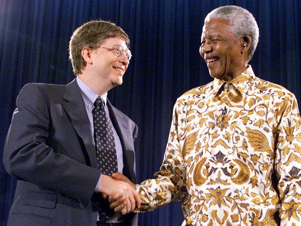 bill gates 60th birthday 11