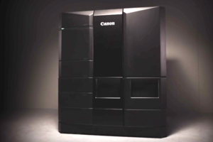 Canon prototype 3d printer