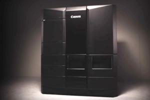 Canon prototype 3d printer