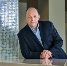 Clay Johnson, global CIO of GE's Power & Water division.