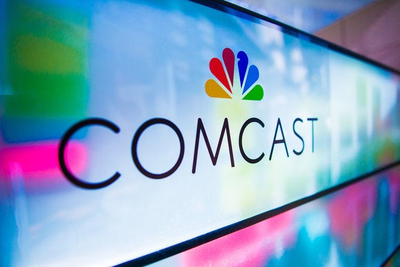 Comcast is facing off against AT&T and Verizon in LPWAN technology.