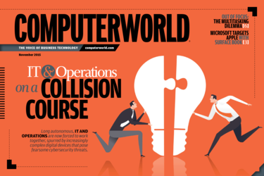 Computerworld Digital Edition - November 2015 [cover]