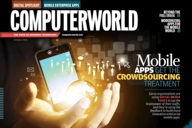 Computerworld Digital Spotlight - Mobile Enterprise Apps, October 2015 [cover]