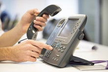 When phone systems attack
