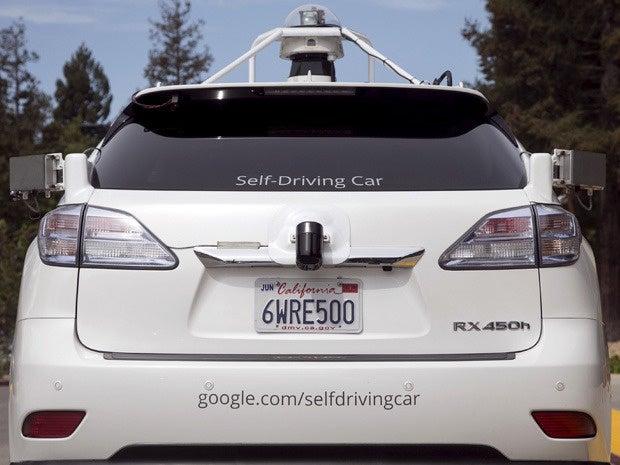 driverless cars 10