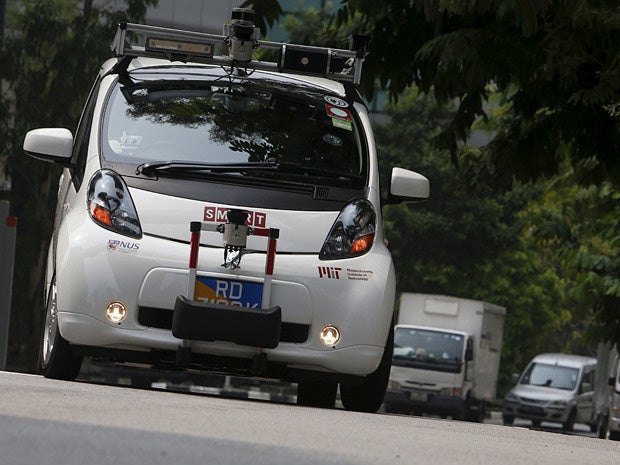 driverless cars 14
