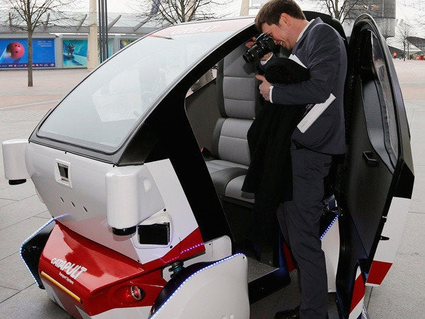 driverless cars 25